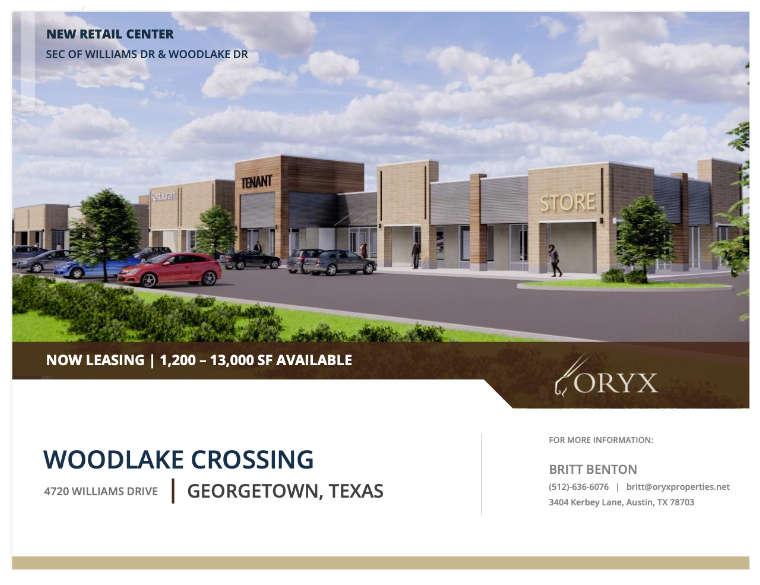 Woodlake Crossing